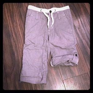 Janie and Jack Cotton Pants Shorts